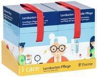 I care Lernkarten Pflege, 2 Tle., Walter Anton, Jasmin Schön