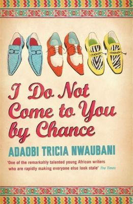 I Do Not Come to You by Chance, Adaobi Tricia Nwaubani
