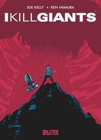 I Kill Giants, Joe Kelly