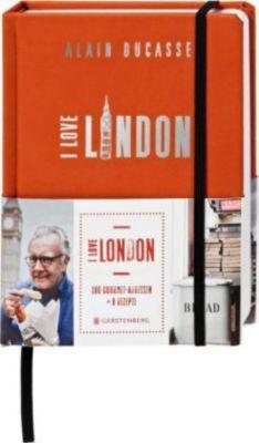 I LOVE LONDON - Alain Ducasse  
