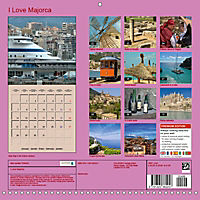 I Love Majorca (Wall Calendar 2019 300 × 300 mm Square) - Produktdetailbild 13