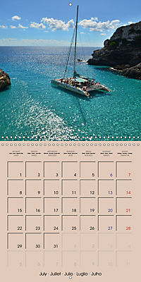 I Love Majorca (Wall Calendar 2019 300 × 300 mm Square) - Produktdetailbild 7