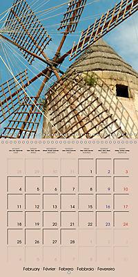I Love Majorca (Wall Calendar 2019 300 × 300 mm Square) - Produktdetailbild 2