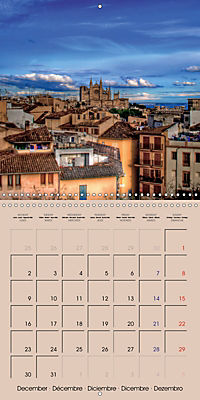 I Love Majorca (Wall Calendar 2019 300 × 300 mm Square) - Produktdetailbild 12
