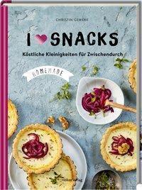 I love Snacks - Christin Geweke |