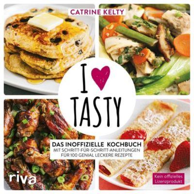 I Love Tasty, Catrine Kelty