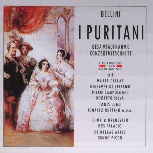 I Puritani (Ga), Chor & Orch.Des Palacio De Bellas Artes