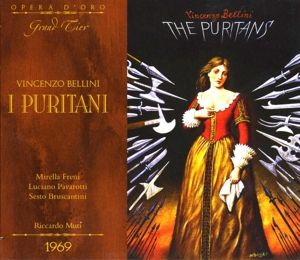 I Puritani (Ga), Pavarotti, Bruscantini, Freni
