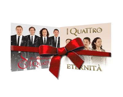 I Quattro Package - Eternità & Winterzauber, I QUATTRO