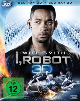 I, Robot - 3D-Version