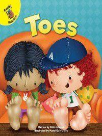 I See, I Saw: Toes, Pete Jenkins