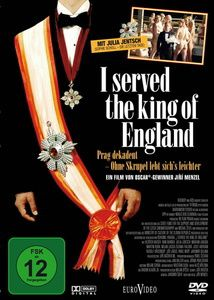 I Served the King of England, Bohumil Hrabal