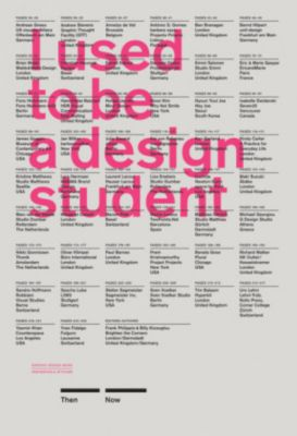I Used to Be a Design Student, Frank Philippin, Billy Kiosoglou