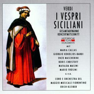 I Vespri Siciliani, Coro E Orch.Del Maggio Musical
