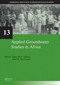 IAH - Selected Papers on Hydrogeology: Applied Groundwater Studies in Africa