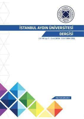 IAU Press: ISTANBUL AYDIN UNiVERSITESI DERGISI