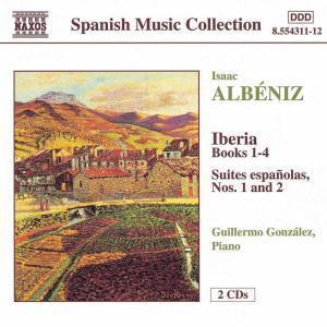 Iberia & Suite Espanol1&2*Gonz, Guillermo Gonzalez
