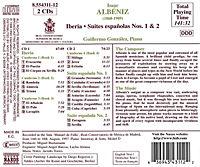 Iberia & Suite Espanol1&2*Gonz - Produktdetailbild 1