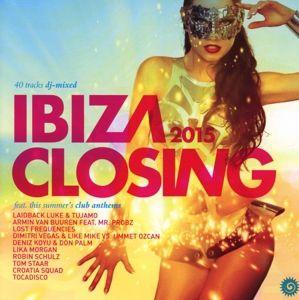 Ibiza Closing 2015, Various