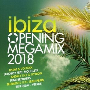 Ibiza Opening Megamix 2018, Diverse Interpreten