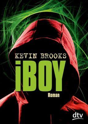 iBoy, Kevin Brooks