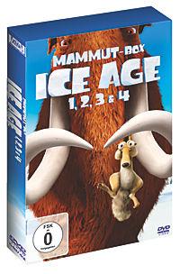 Ice Age 1 - 4 Box - Produktdetailbild 1