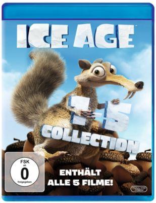 Ice Age 1 - 5 Box