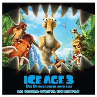 Ice Age, 1 Audio-CD, Ice Age