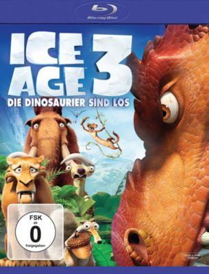 Ice Age 3 - Die Dinosaurier sind los ProSieben Blockbuster Tipp, Michael Berg, Peter Ackermann, Mike Reiss, Yoni Brenner