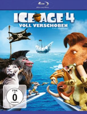 Ice Age 4 - Voll verschoben, Michael Berg, Jason Fuchs, Mike Reiss