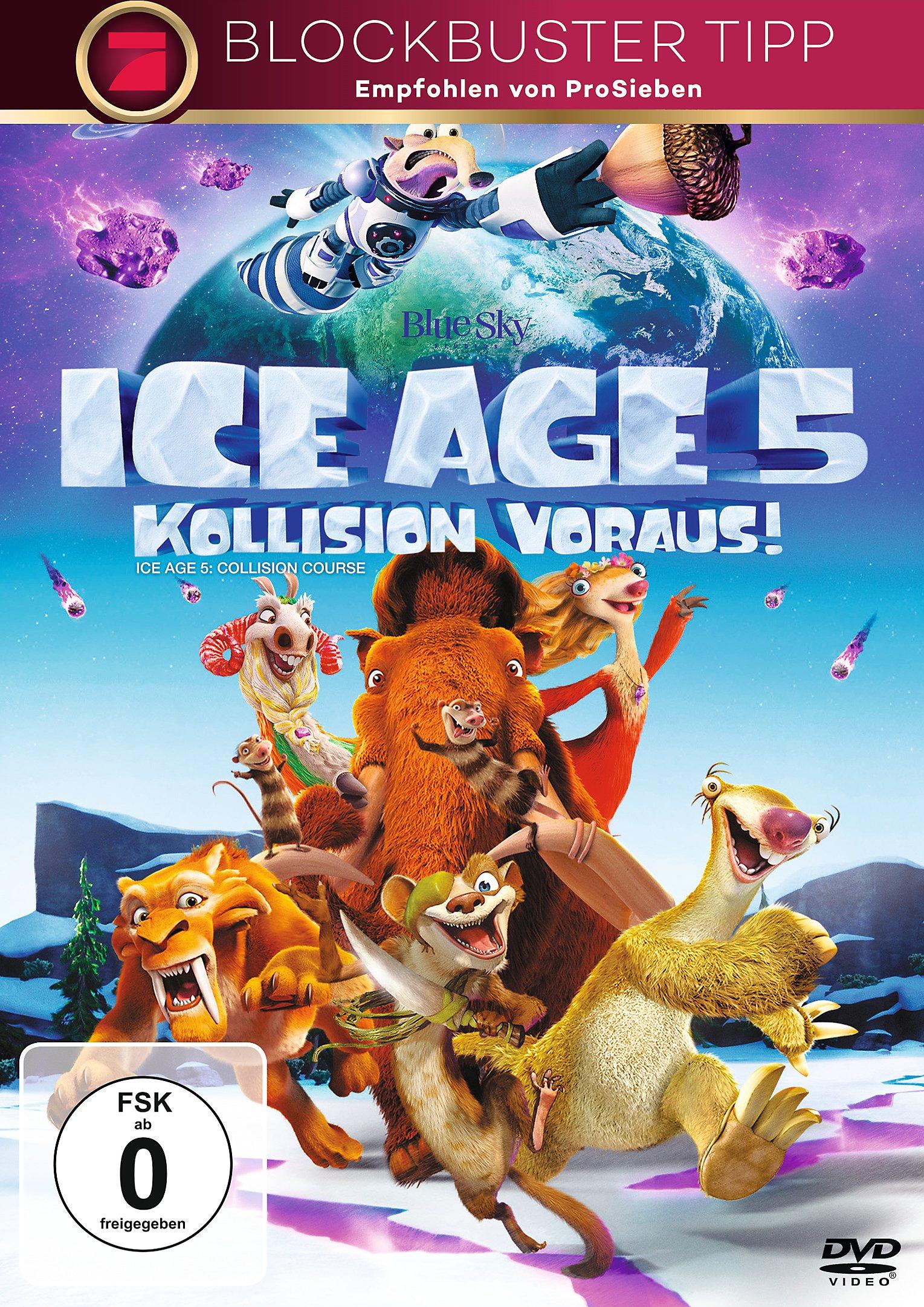 Ice Age 5 Deutsch Der Ganze Film