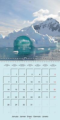 ICE (Wall Calendar 2019 300 × 300 mm Square) - Produktdetailbild 1