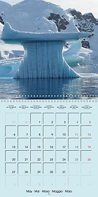 ICE (Wall Calendar 2019 300 × 300 mm Square) - Produktdetailbild 5