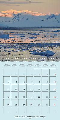 ICE (Wall Calendar 2019 300 × 300 mm Square) - Produktdetailbild 3