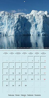 ICE (Wall Calendar 2019 300 × 300 mm Square) - Produktdetailbild 2