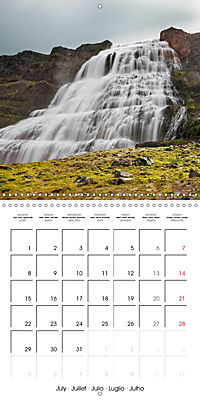 Iceland - nordic island (Wall Calendar 2019 300 × 300 mm Square) - Produktdetailbild 7