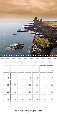 Iceland - nordic island (Wall Calendar 2019 300 × 300 mm Square) - Produktdetailbild 6