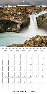 Iceland - nordic island (Wall Calendar 2019 300 × 300 mm Square) - Produktdetailbild 5