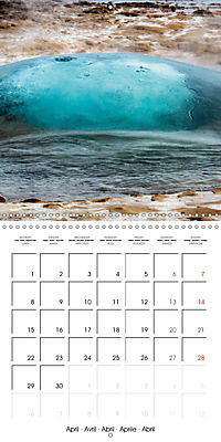 Iceland - nordic island (Wall Calendar 2019 300 × 300 mm Square) - Produktdetailbild 4