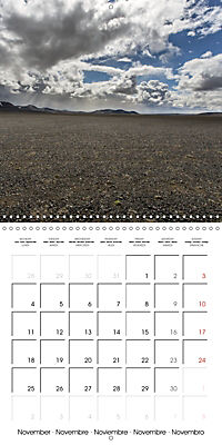 Iceland - nordic island (Wall Calendar 2019 300 × 300 mm Square) - Produktdetailbild 11