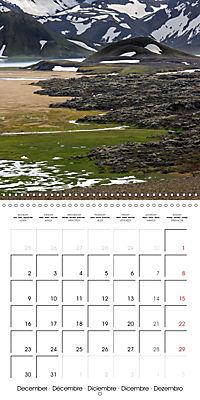 Iceland - nordic island (Wall Calendar 2019 300 × 300 mm Square) - Produktdetailbild 12