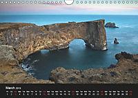 Iceland, UK-Version (Wall Calendar 2019 DIN A4 Landscape) - Produktdetailbild 3