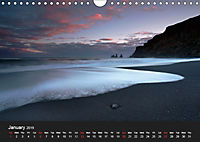 Iceland, UK-Version (Wall Calendar 2019 DIN A4 Landscape) - Produktdetailbild 1