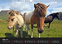 Iceland, UK-Version (Wall Calendar 2019 DIN A4 Landscape) - Produktdetailbild 5