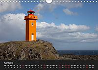 Iceland, UK-Version (Wall Calendar 2019 DIN A4 Landscape) - Produktdetailbild 4