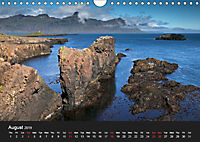 Iceland, UK-Version (Wall Calendar 2019 DIN A4 Landscape) - Produktdetailbild 8