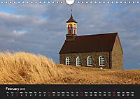 Iceland, UK-Version (Wall Calendar 2019 DIN A4 Landscape) - Produktdetailbild 2