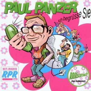 Ich Begrüsse Sie, Paul Panzer