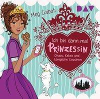 Ich bin dann mal Prinzessin - Chaos, Kekse und königliche Cousinen, 2 Audio-CDs, Meg Cabot