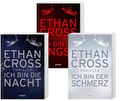 Ich bin die Nacht/Ich bin die Angst/Ich bin der Schmerz, Ethan Cross